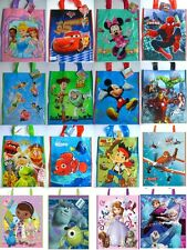 Disney Character Childrens Birthday Gift Tote Party Loot Bags