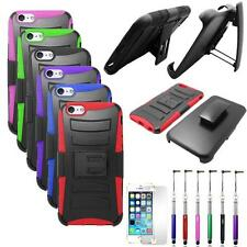 Phone Case For Iphone 6s / Iphone 6 Holster Rugged Cover Stand Film Stylus