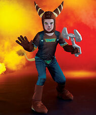 new  Ratchet & Clank - Ratchet Child Costume we have both small and med