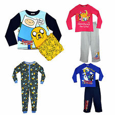 Adventure Time Pyjamas | Girls & Boys Adventure Time PJ's | From 3-13 Years