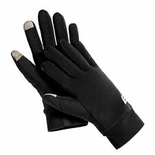 Road Runner Sports Race Ready Touch-Tip Gloves Black