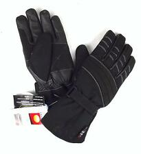 Ex Police Motorcycle Bike Protective Winter Thinsulate Waterproof Gloves (CAN1)