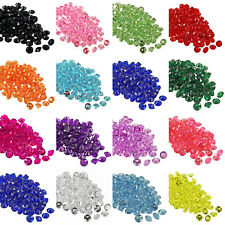 6.5mm WEDDING DECORATION Scatter Table Crystals DIAMONDS ACRYLIC CONFETTI
