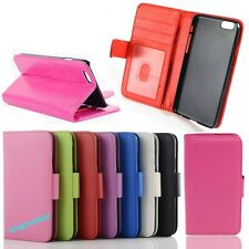 """Leather Card Holder Flip Wallet Case Cover For Apple iPhone 6 4.7""""/6 Plus 5.5"""""""
