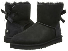 UGG Women's Mini Bailey Bow - Black