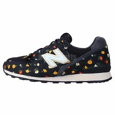 New Balance WR996DUW D NB Navy Flower 2014 Womens Running Lifestyle Casual Shoes