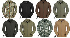 New Men's Outdoor Hunting Camping Waterproof Coats Military Tactical Army Jacket