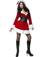 Sexy Mrs Santa Claus Outfit Womens Christmas Costume