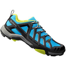 Shimano MT34 Off-Road SPD Cycle Shoes. Blue