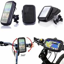 Water Resistant Rotating Bicycle Bike Mount Handle Bar Holder Case For Huawei