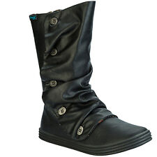 Blowfish Rammish Casual Comfortable Boots In Black From Get The Label