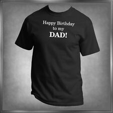 Happy Birthday To My (Pick Family Member) T-Shirt Mens SM - 6XL