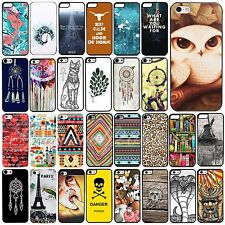 Painted Pattern Phone Case Cover Skin Protector For Apple iPhone 4 4S 5 5S New