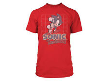 OFFICIAL Sonic The Hedgehog - Classic Red T-shirt NEW LICENSED Merch ALL SIZES