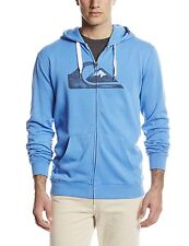 Quiksilver Men's Prescott Zip Up Hoodie