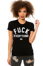 Karmaloop Kill Brand The Fck Everything Tee Black
