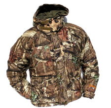 Cabela's SCENT-LOK Silent-Suede Dry-Plus Mossy Oak Realtree Zonz Hunting Parka