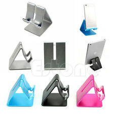 Elegant Universal Aluminium Alloy Stand Holder Support For iPad iPod Smartphones