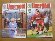 Liverpool v Aston Villa - Premier League - 17/04/1999