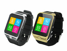 New Touch Screen Bluetooth Sync SMS Smart Watch Anti-lost For Android Smartphone