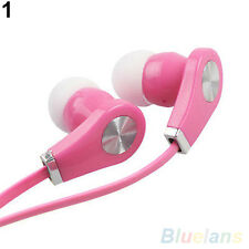 New Trendy Earphone Headset Useful Headphone In-Ear Earbuds For iPhone MP3 iPod