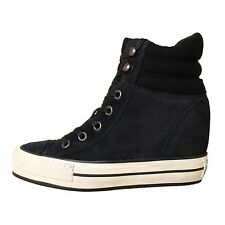 Converse Chuck Taylor All Star Platform Plus Collar Womens Wedges Casual Shoes