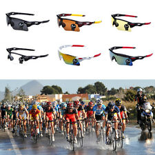 New Men's Women Outdoor Sport Cycling Riding Jogging Glasses Sunglasses Goggles