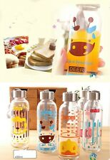Cute Cartoon Animal Portable Leak-proof  Water Glass Cup Animal Water Bottles LD