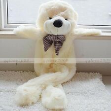 Big Plush shell Huge Teddy Bear Skin Soft cotton toy dolls birthday Gift