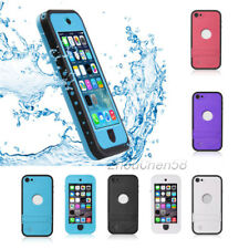 Waterproof Shockproof Dirt Snow proof Case Cover For Apple iPod Touch 5 6th Gen