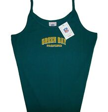 Green Bay Packers NFL Sideline Cami Tank Top by 5th and Ocean-Ladies Sizes-NWT