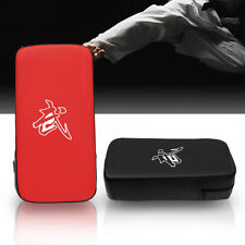 Muay Thai MMA Taekwondo Boxing Kick Punching Bag Pad Foot Target Training 2 Size
