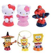 Character CAKE TOPPER Figurines (Culpitt)(Birthday/Party/Creative/Kids/Toys)