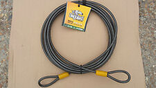 Onguard Akita Extra Long Lock Extender Anti Theft Coil Cable Bike Cycle Security