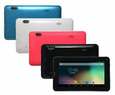"7"" Quad Core A33 Android 4.4 Kitkat Phone Tablet Phablet Bluetooth Dual Camera"