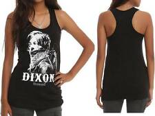 M~THE WALKING DEAD~Daryl Dixon~punk gothic~Norman Reedus~ZOMBIE~TANK TOP~shirt