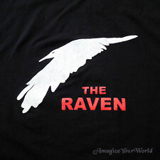 The Raven STAFF Custom Printed Forever Knight Women's T-Shirt vampire club blood