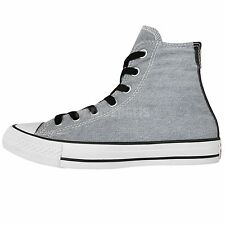 Converse Chuck Taylor All Star Back Zip Blue White Classic Casual Shoes