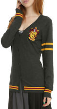 NEW GRYFFINDOR CARDIGAN HARRY POTTER SCHOOL UNIFORM EVERY DAY COSPLAY