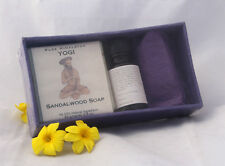 Himalayan Soap and Body Oil Kit Gift Box