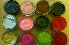 Woly Shoe Cream Polish 50ml(Jars) For Smooth Leather Shoes Boots Handbags Etc.