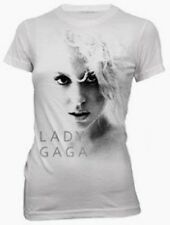 OFFICIAL Lady Gaga - Portrait women's T-shirt NEW LICENSED Band Merch All Sizes