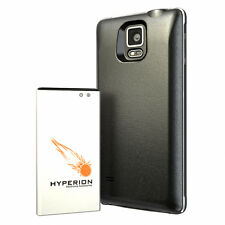 Hyperion Samsung Galaxy Note 4 8000mAh Extended Battery + Back Cover