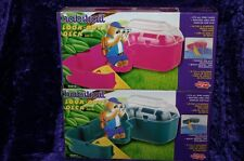 HABITRAIL hamster LOOK OUT DECK most cages PINK / GREEN