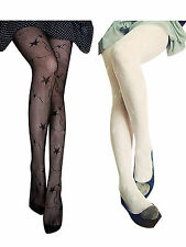Women Star Crochet Fishnet Mesh Pantyhose Stockings Socks Tights Sexy Plus Size