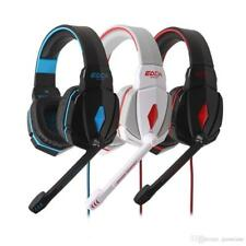 New Gaming Headset EACH G4000 3.5mm USB LED Stereo Headphone with Mic for PC