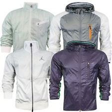 Nike Jordan Mens Zip Up Breathable Lightweight Windrunner Jackets