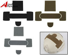 Tactical Military Universal Helmet Stickers DIY Velcro for MICH 2000/2001 Helmet