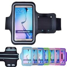 Sports Running Workout GYM Strap Armband Case for Samsung Galaxy S5 S6 / S6 Edge