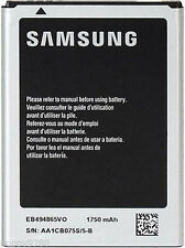 NEW Samsung OEM EB494865VO 3.7V Li-Ion 1750mAh Smart Android Cell Phone Battery